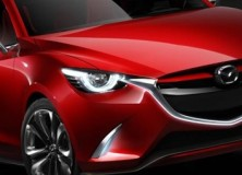Mazda Hazumi koncept 2014