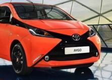 Nova Toyota Aygo 2014
