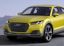 Audi TT offroad koncept 2014