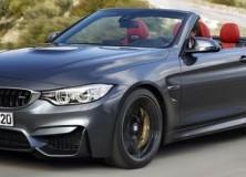BMW M4 Cabrio 2014