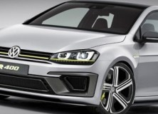 VW Golf R 400 (KM) koncept 2014 (proizvodna verzija kmalu)