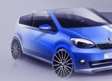 Škoda CitiJet koncept 2014