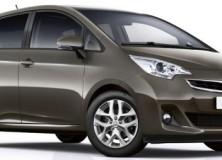 Toyota Verso-S facelift (modificirana) 2014