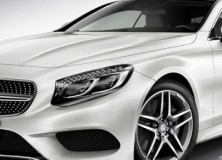Mercedes S-Class Coupe AMG Line