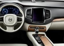 Volvo XC90 2014 – prve slike notranjosti